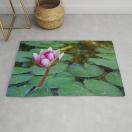 Water Lily 1 Rug