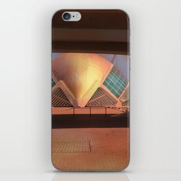 City of Arts and Sciences (Valencia-Spain) iPhone Skin