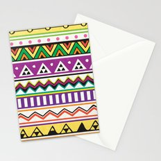 Colouful Aztec Stationery Cards