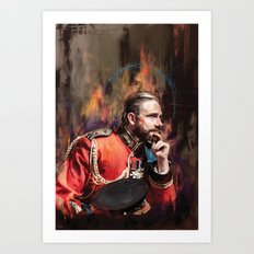 Richard III Art Print