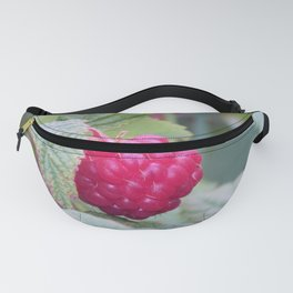 Plump Red Raspberry Fanny Pack