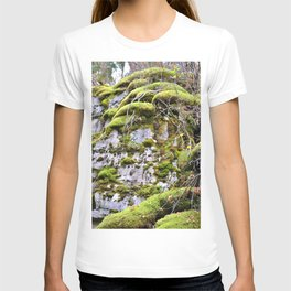 Mossy Rocks T-shirt