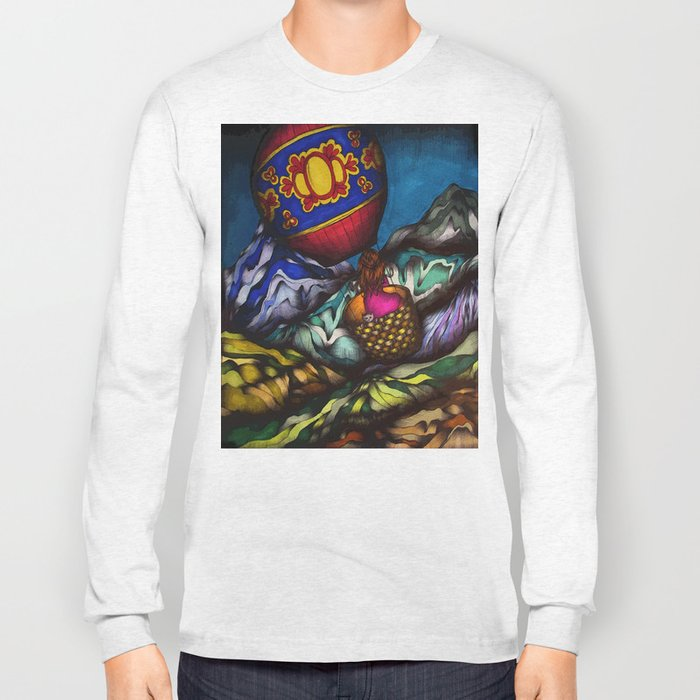 Solo Journey Long Sleeve T-shirt