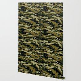 Army pattern Wallpaper