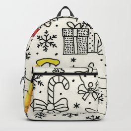 Color Me Christmas Backpack