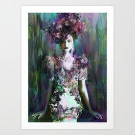Karlie Art Print