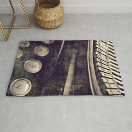 creation of a word Rug