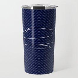 PAGANI ZONDA - Carbo Fiber vaiant Travel Mug