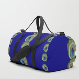 Peacock's eye Duffle Bag