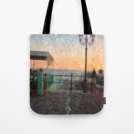 Magic atmosphere Tote Bag