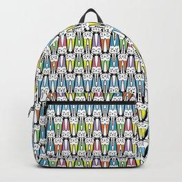 opposites attract - HoneyBunny#1 Backpack