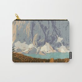 Kootenay National Park Carry-All Pouch