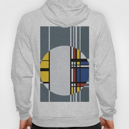 Abstract Composition 429 Hoody