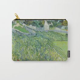 Vineyards at Auvers Carry-All Pouch