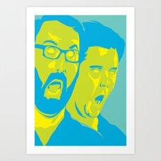Great Job! Art Print