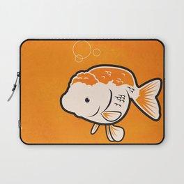 Ranchu Goldfish Laptop Sleeve