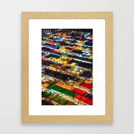 souk Framed Art Print