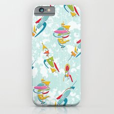 Abstracted Rockets Remix iPhone 6s Slim Case