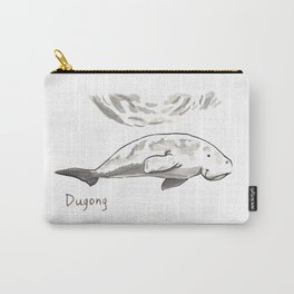 Dugong! Carry-All Pouch