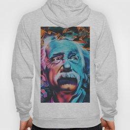 Einstein graffiti Hoody