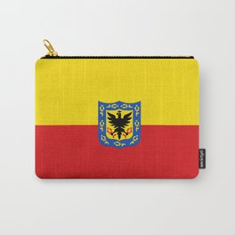 Flag of Bogota Carry-All Pouch