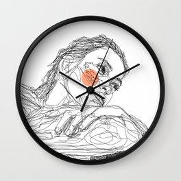 penni Wall Clock
