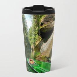 A path to joy Travel Mug
