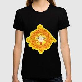 Abstract Sun G218 T-shirt