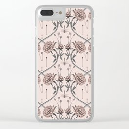 Tiny garden secrets Clear iPhone Case