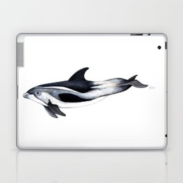 White-beaked Dolphin Laptop & iPad Skin