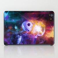 jack skellington iPad Cases featuring Jack Skellington. by Emiliano Morciano (Ateyo)