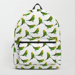 Green Parakeet Backpack