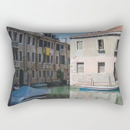 Venice IV Rectangular Pillow