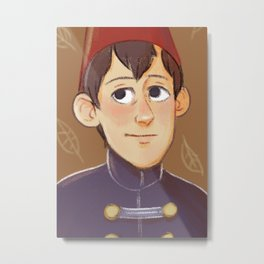 Wirt | Over the Garden Wall Metal Print