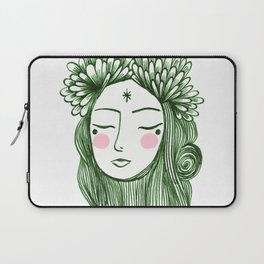 Miss Aster Laptop Sleeve