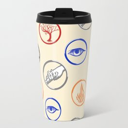 The factions Travel Mug