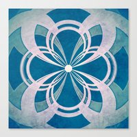 infinity Canvas Prints featuring Infinity by Enrico Guarnieri 'Ico-dY'