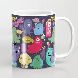 Colorful creatures Coffee Mug