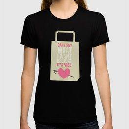 can't buy T-shirt