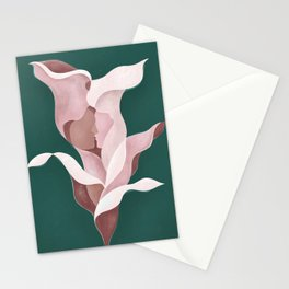 Arum-lily day Stationery Cards