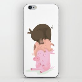 Little pigs iPhone Skin