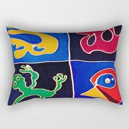 GESTATION               by Kay Lipton Rectangular Pillow