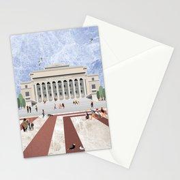 COLUMBIA UNIVERSITY Stationery Cards