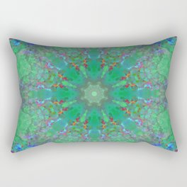 MANDALA NO. 24 #society6 Rectangular Pillow