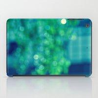 bokeh iPad Cases featuring Bokeh by LindaMarieAnson