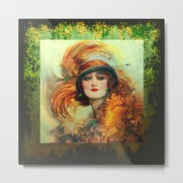 BeautyCurios 01 Metal Print
