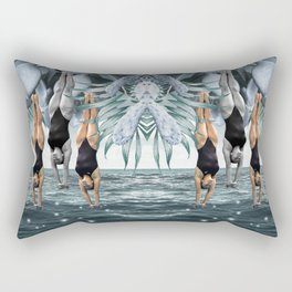 Dive Into Rectangular Pillow