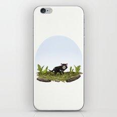 Sarcophilus harrisii 'Tasmanian devil' iPhone & iPod Skin