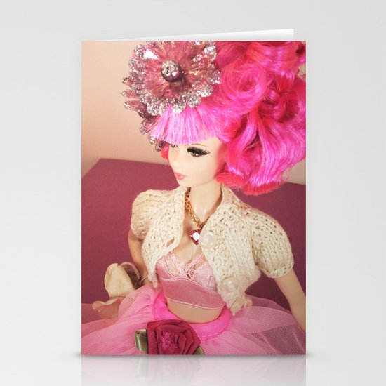 Prim and Proper Stationery Cards