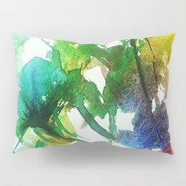 Poppy Passion Pillow Sham